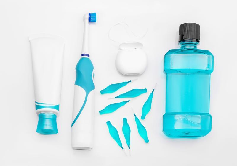 Hygienephase-Mundwasser